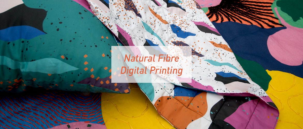 Next State - Natural Fibre Digital Printing