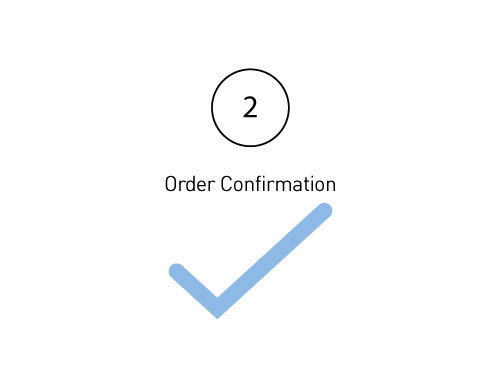 02: Order Confirmation